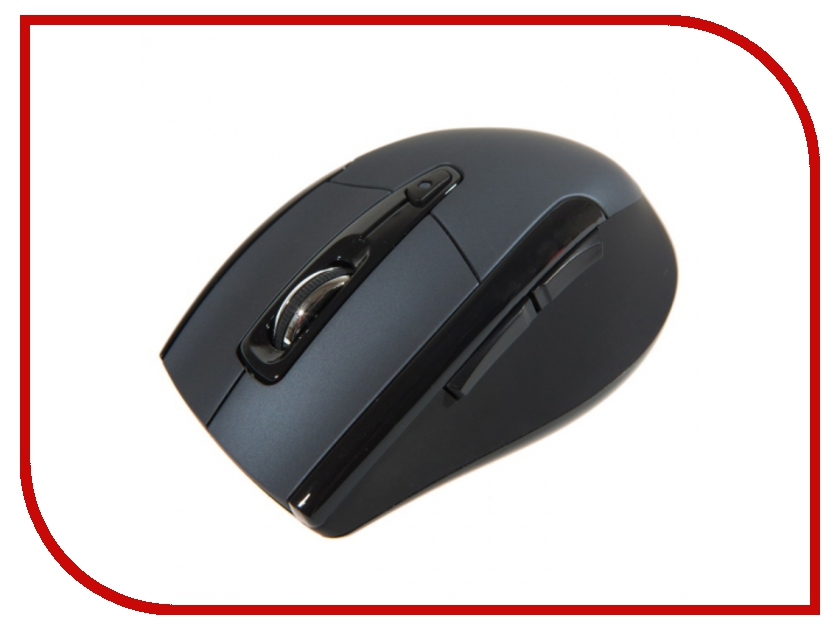 Мышь беспроводная SmartBuy 610AG Black SBM-610AG-B USB