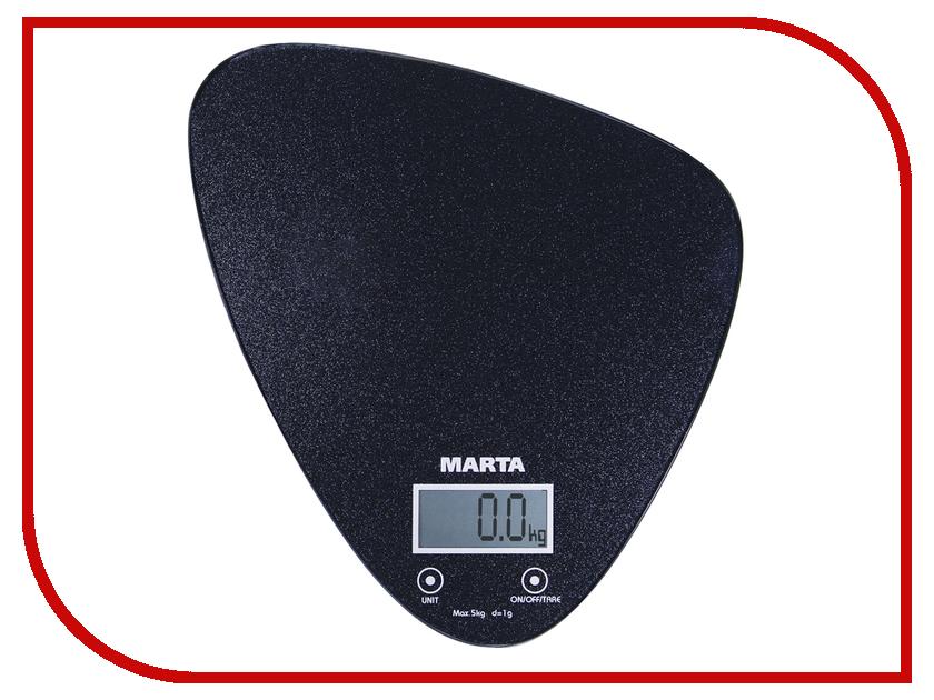 Весы Marta MT-1632 Black