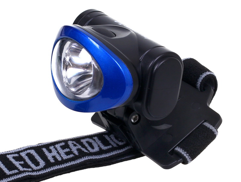 цены Фонарь SmartBuy Yukon Blue SBF-HL017-B