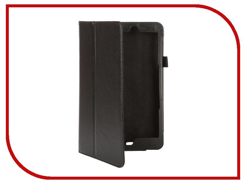 Аксессуар Чехол Acer Iconia Tab B1-810 Palmexx Smartslim иск. кожа Black PX/STC ACE B1-810 BLAC