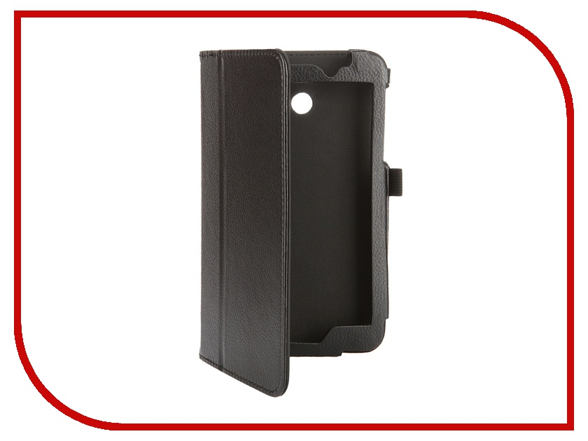 Аксессуар Чехол ASUS MeMO Pad 7 ME70CX Palmexx Smartslim иск. кожа Black PX/STC ASU ME70CX BLAC<br>