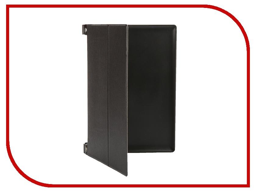 Аксессуар Чехол Lenovo Yoga 2 10 SkinBox Slim Black P-L-Yoga210-001