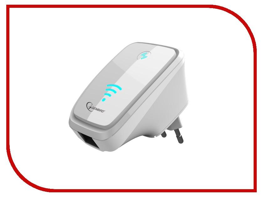 Wi-Fi усилитель Gembird WNP-RP-002-W White