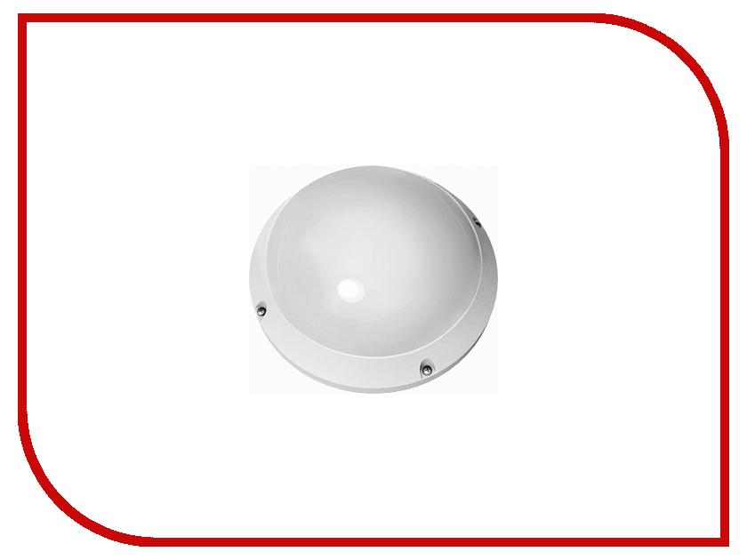 Светильник Navigator 94 843 NBL-PR1-12-4K-WH-SNR-LED НПБ 1101 Белый с датчиком движения<br>