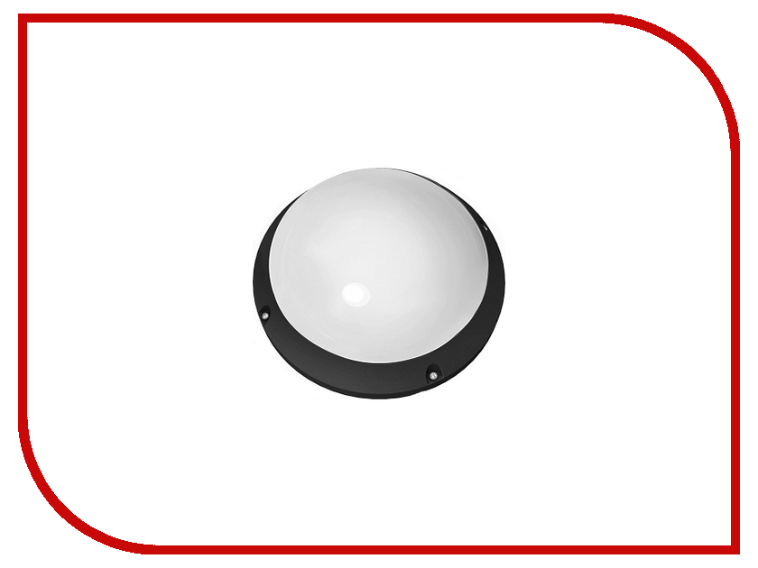Светильник Navigator 94 845 NBL-PR1-12-4K-BL-SNR-LED НПБ 1101 Черный