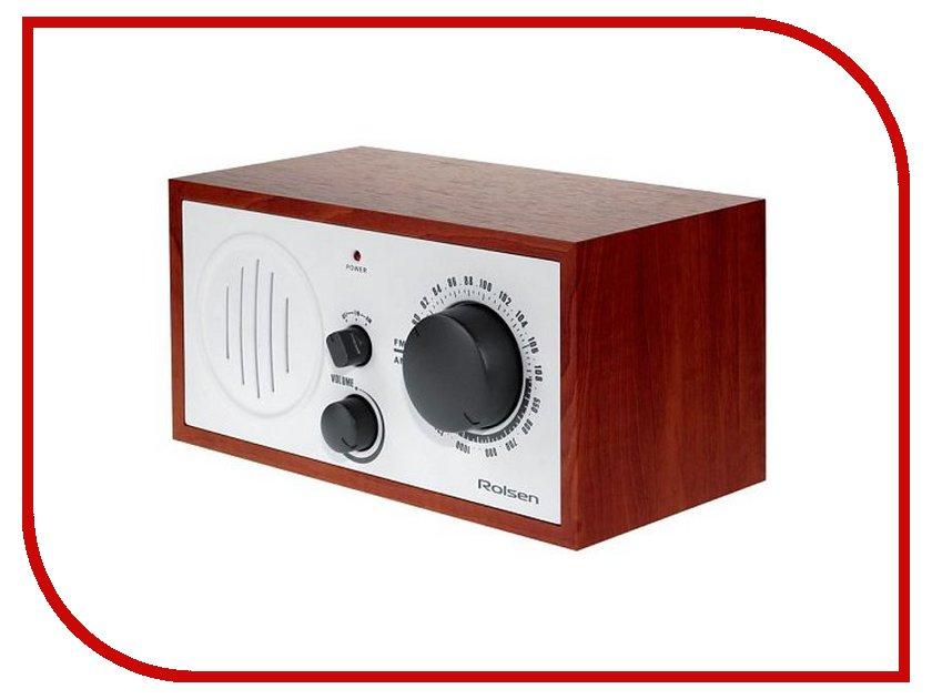 Радиоприемник Rolsen RFM-110 rolsen rn6550