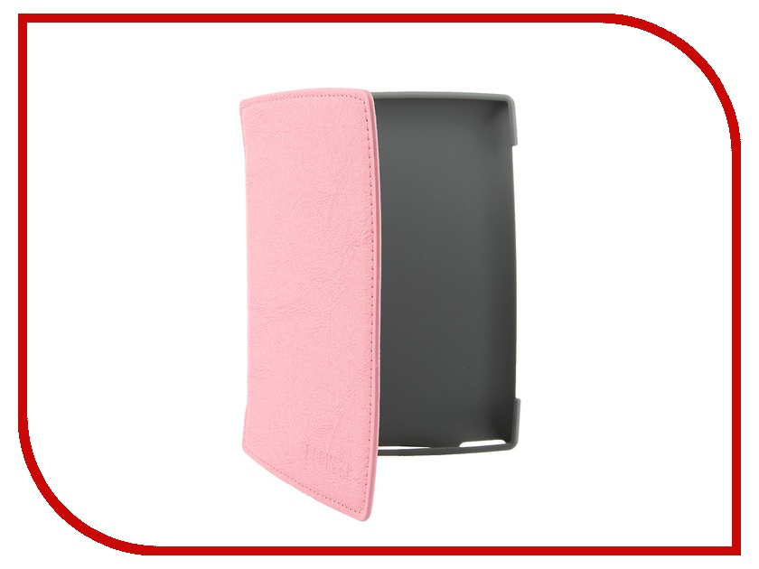 Аксессуар Чехол-книжка for Bookeen Cybook Odyssey Pink COVERCOY-PO<br>