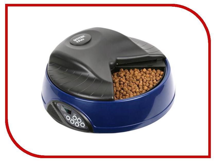 Автоматическая кормушка Sititek Pets Ice Mini Dark Blue для животных<br>
