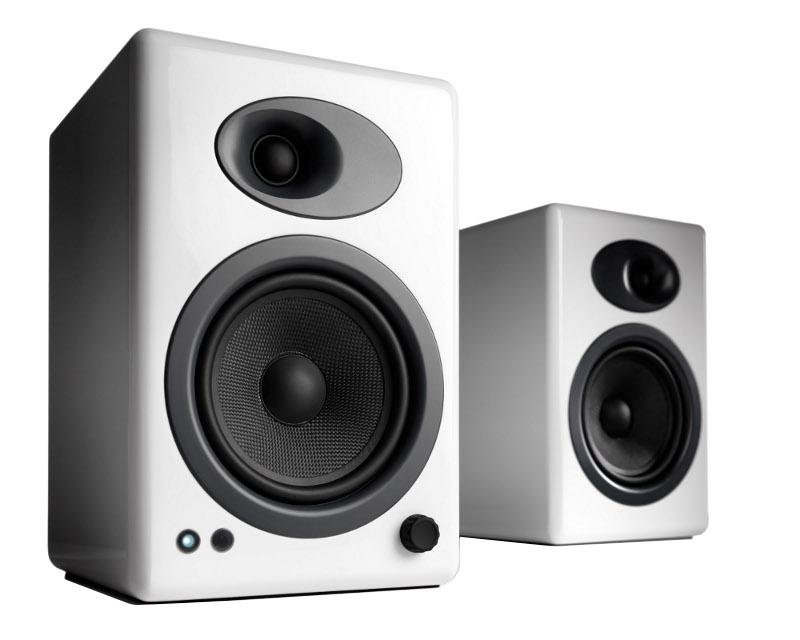 Колонки Audioengine A5+ White
