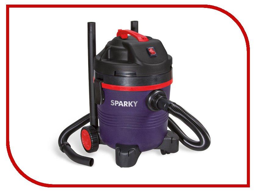 Пылесос Sparky VC 1221 электроинструмент sparky bur 131e