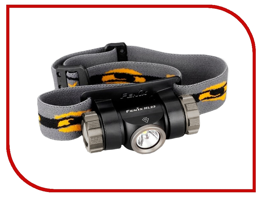 Фонарь Fenix HL23 Grey fenix hl23 hiking night fishing headlamp
