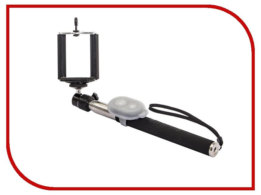 Штатив Rekam SelfiPod S-450B Black rekam dvc 540 black цифровая видеокамера