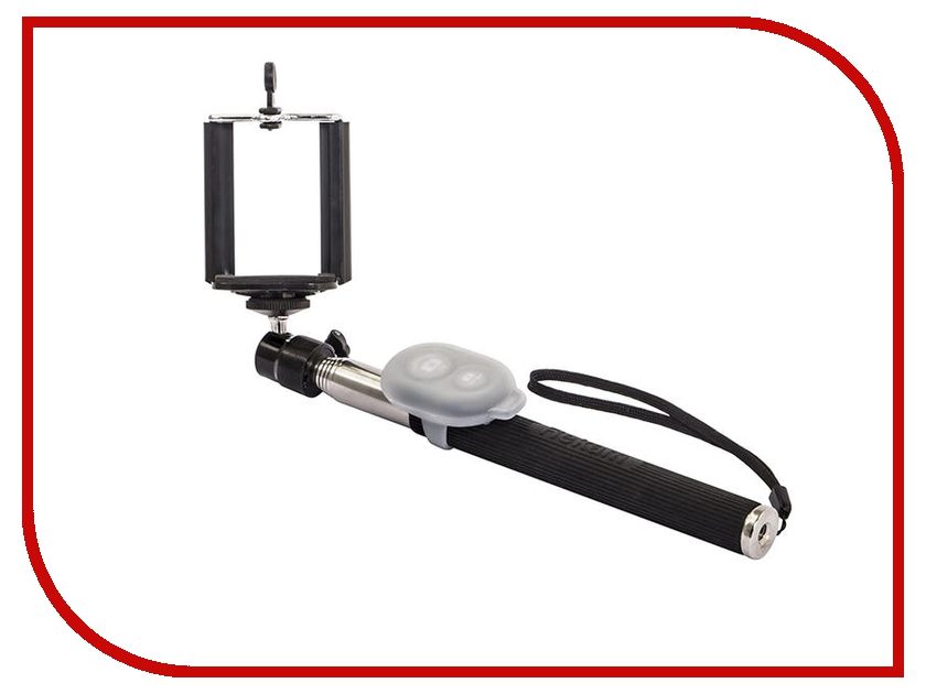 Штатив Rekam SelfiPod S-450B Black rekam mini light
