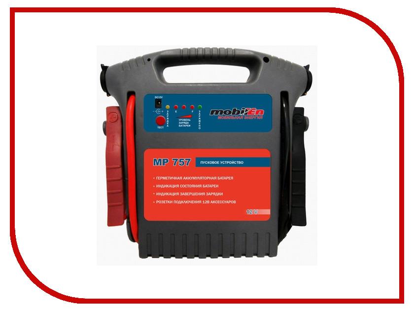Зарядное устройство для автомобильных аккумуляторов MobilEn MP 757<br>