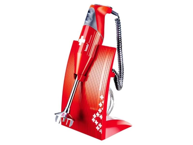 Блендер Bamix M200 Superbox SwissLine Red недорого