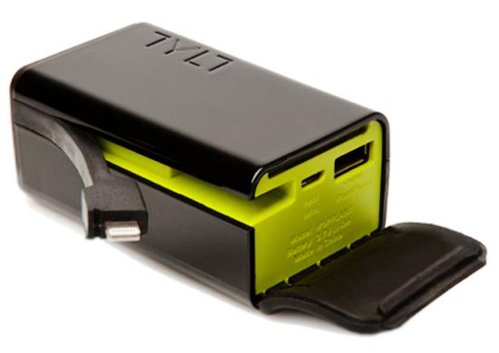 Аккумулятор TYLT PowerPlant Lightning IP5PPLANT-T