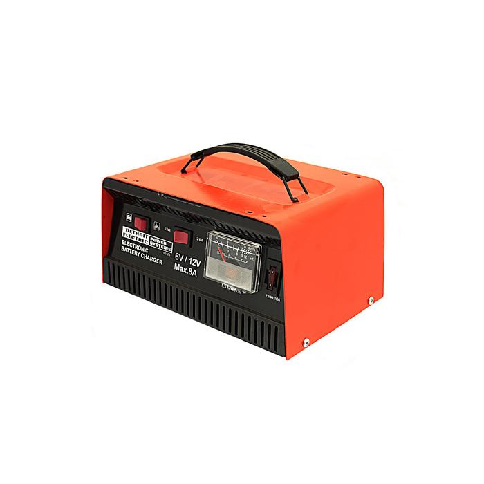 Зарядное устройство для автомобильных аккумуляторов Detroit Electric S-03420 (54065)<br>