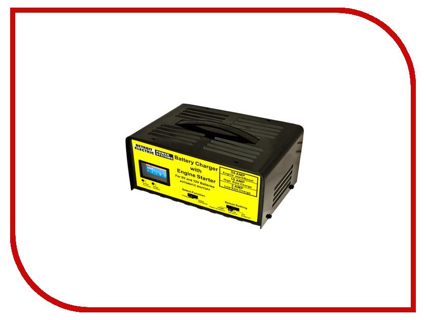 Зарядное устройство для автомобильных аккумуляторов Detroit Electric S-14120 (54012) - пуско-зарядное устройство