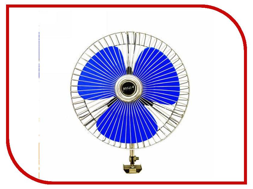 Вентилятор Mega Electric TE-503 - с решеткой металл 24V