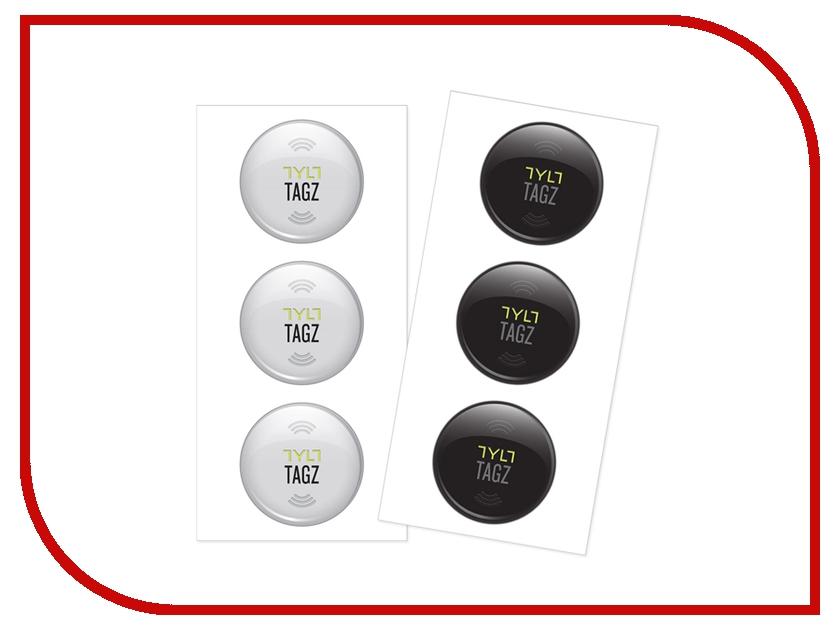 Гаджет TYLT TAGZ TAGZ1K-T Наклейки NFC