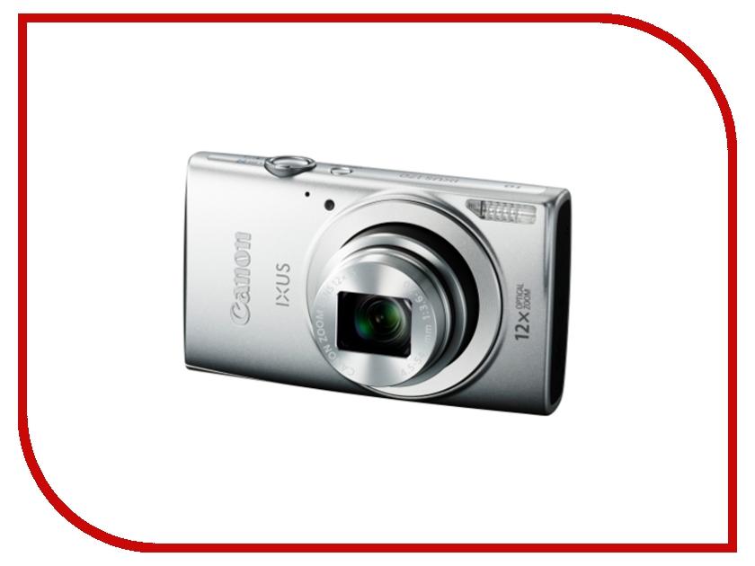 Фотоаппарат Canon IXUS 170 Silver фотоаппарат