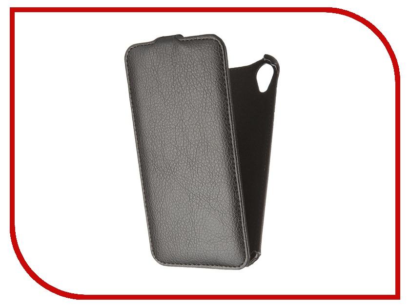 Аксессуар Чехол HTC Desire 820 Gecko Black GG-F-HTC820-BL<br>