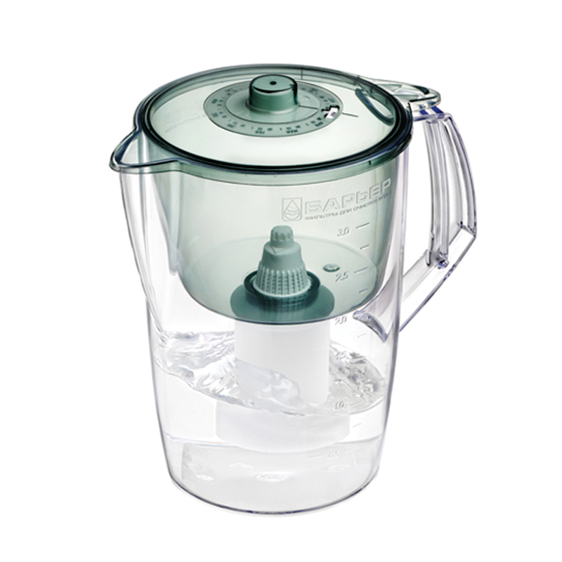 Фильтр для воды Барьер Норма Malachite