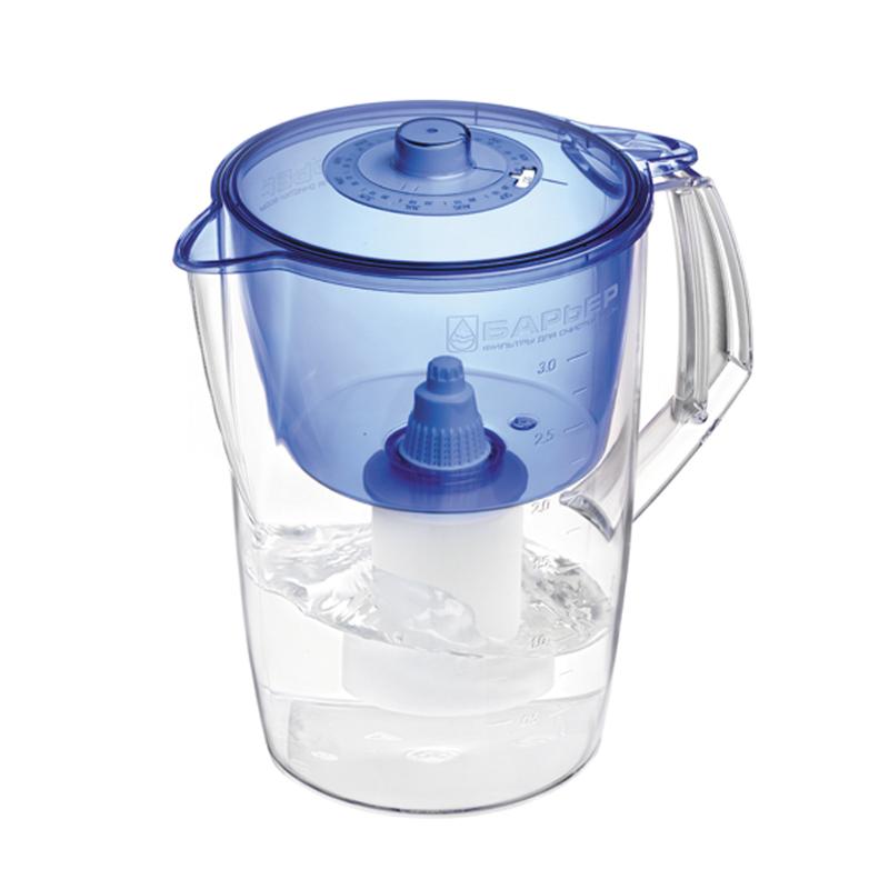 Фильтр для воды Барьер Норма Indigo