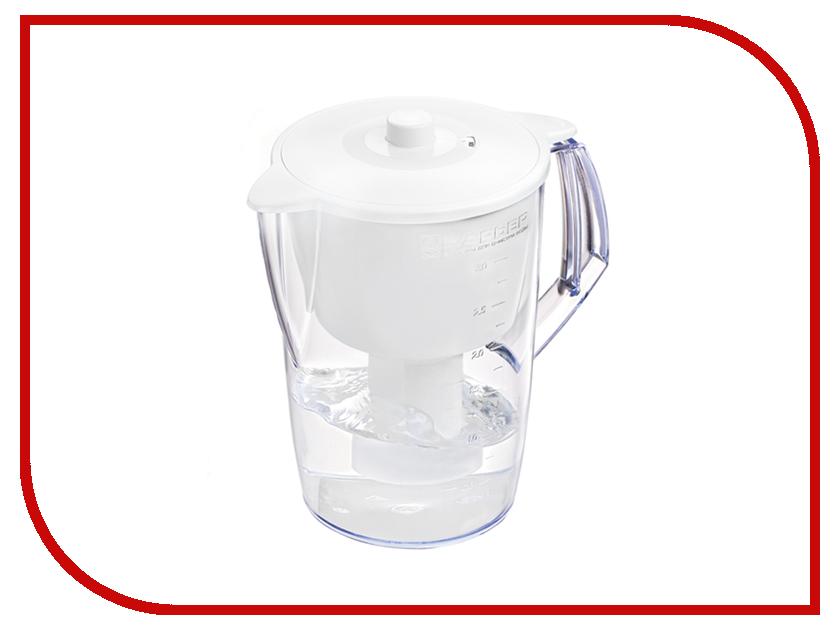 Фильтр для воды Барьер Норма White