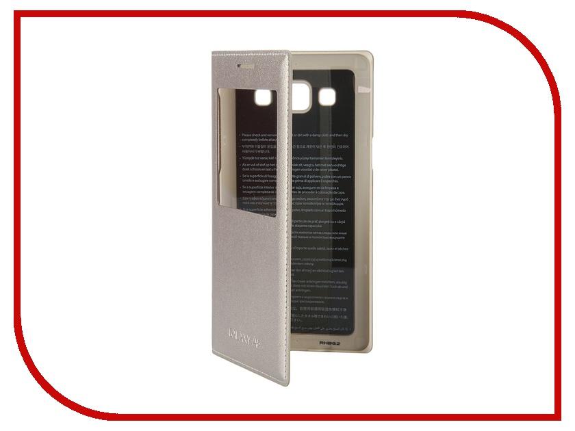 Аксессуар Чехол Samsung SM-A500F Galaxy A5 SAM-EF-CA500BFEGRU Gold<br>