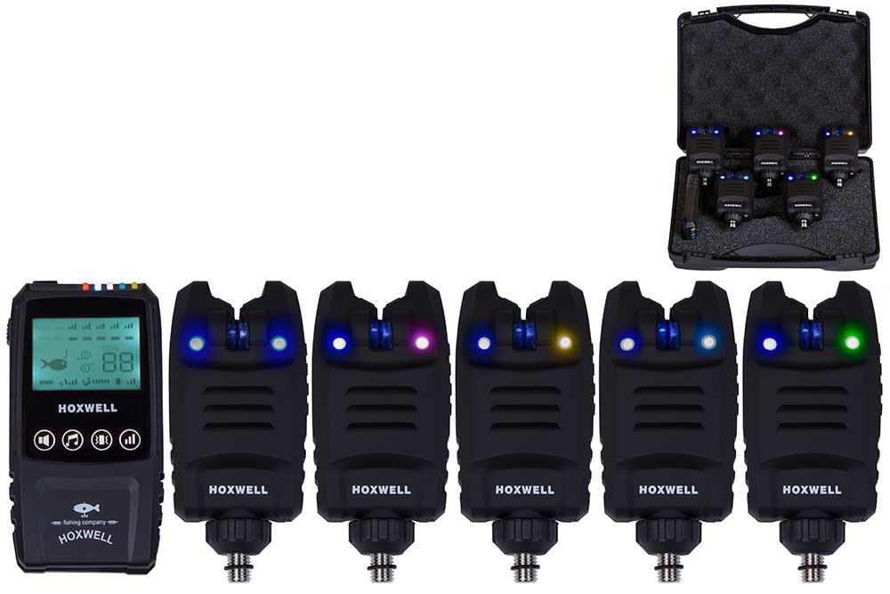 Сигнализатор поклевки Hoxwell New Direction - K9/R9 3+1