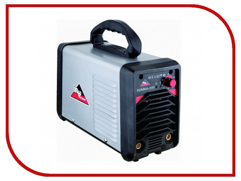 Сварочный аппарат RedVerg RDARC-160 сварочный аппарат redverg rd wm180 prof