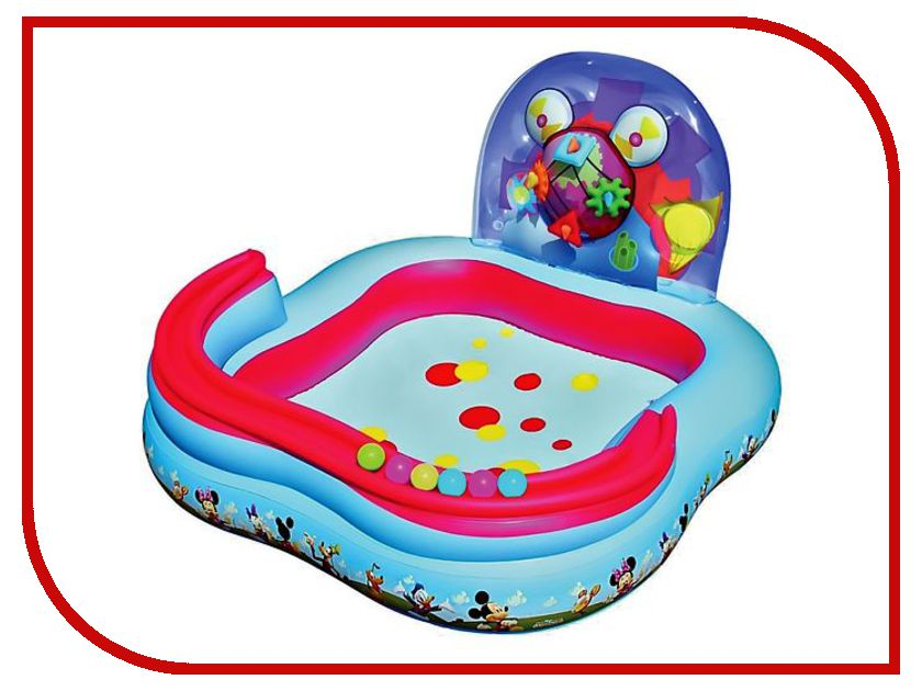 Детский бассейн BestWay Микки-Маус 91015B