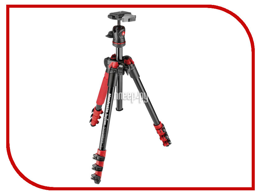 Штатив Manfrotto MKBFRA4RD-BH Befree