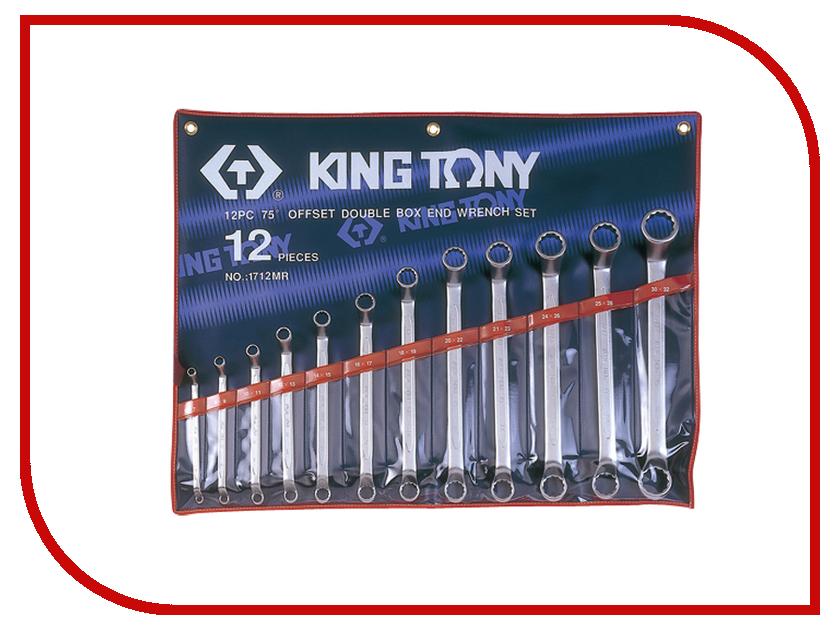 Набор инструмента KING TONY 1712MR<br>