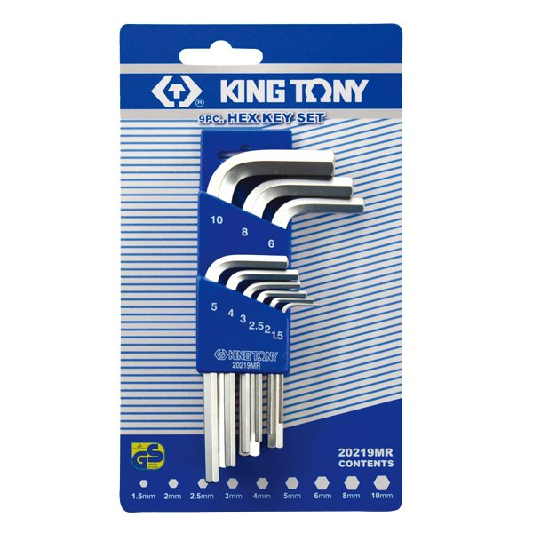 Набор инструмента KING TONY 20219MR<br>