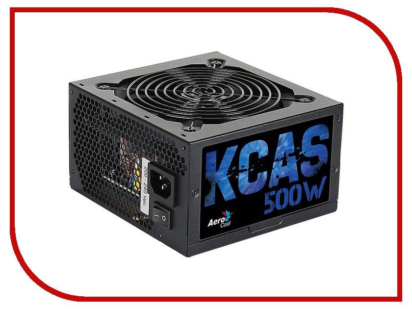 Блок питания AeroCool Retail KCAS-500W 500W 4713105953275 kcas 850gm