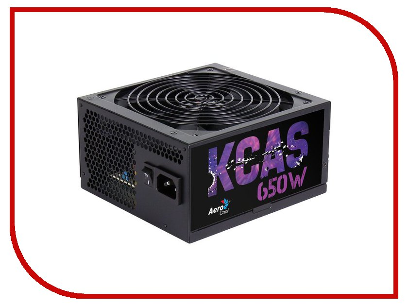 Блок питания AeroCool Retail KCAS-650M 650W 4713105953497 spectrum of opportunistic infections in hiv disease
