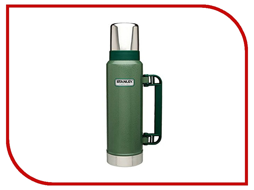 Термос Stanley Classic Vac Bottle Hertiage 1.3L Green 10-01032-037