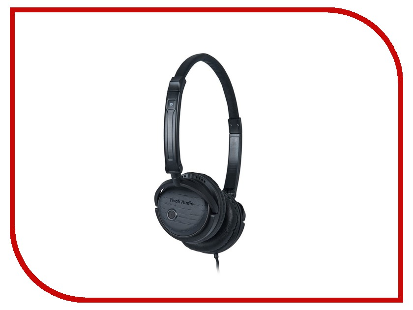 Наушники Tivoli Audio Radio Silenz Black<br>