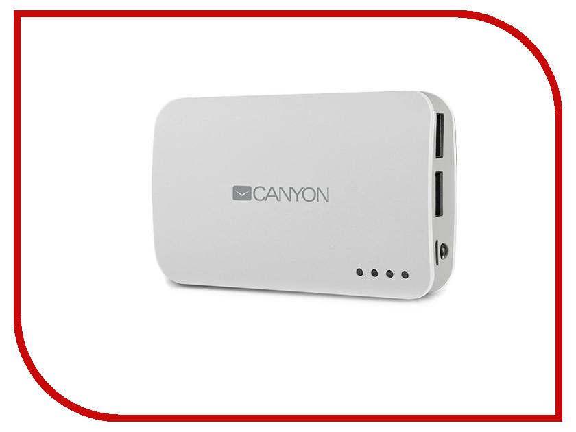 Аккумулятор Canyon CNE-CPB78 7800mAh White CNE-CPB78W