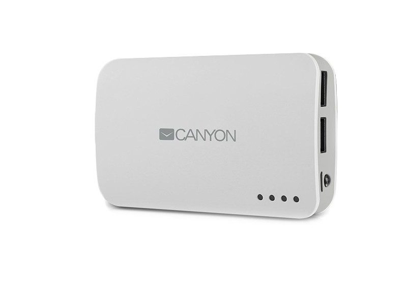 Аккумулятор Canyon CNE-CPB78W 7800 mAh White