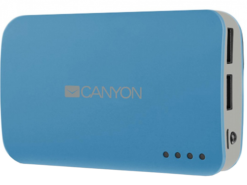 Аккумулятор Canyon CNE-CPB78BL 7800 mAh Blue