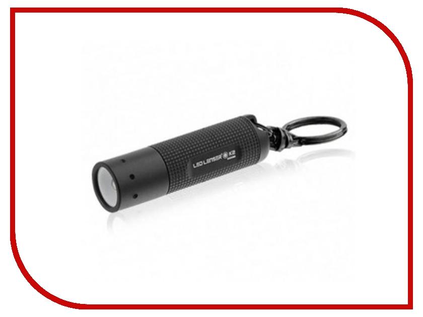 Фонарь LED Lenser K2 8202 фонарь светодиодный led lenser p14 2 9414