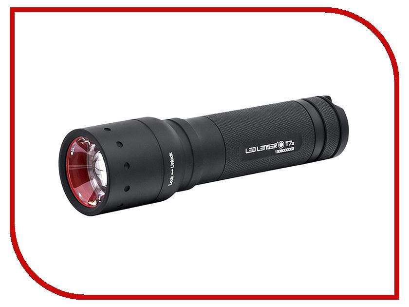 Фонарь LED Lenser T7.2 9807 тактический фонарь led lenser t5 2