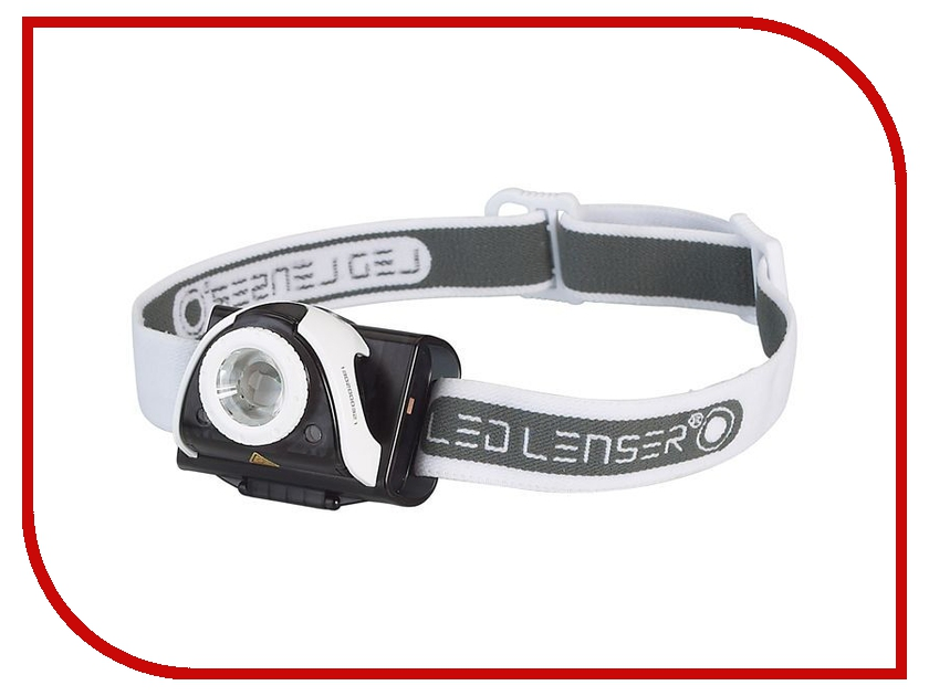Фонарь LED Lenser SEO5 6105 Gray<br>