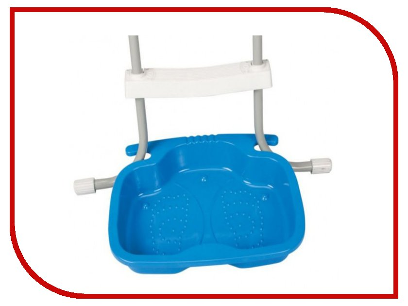 Лестница Intex Ванночка для ополаскивания ног 29080