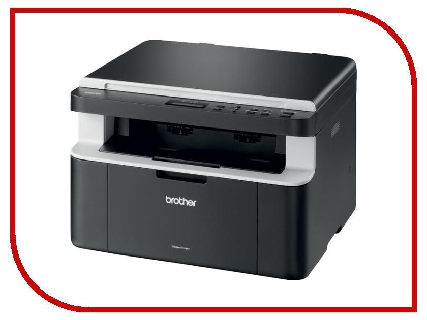 brother dcp 9020cdw отзывы МФУ Brother DCP-1512R