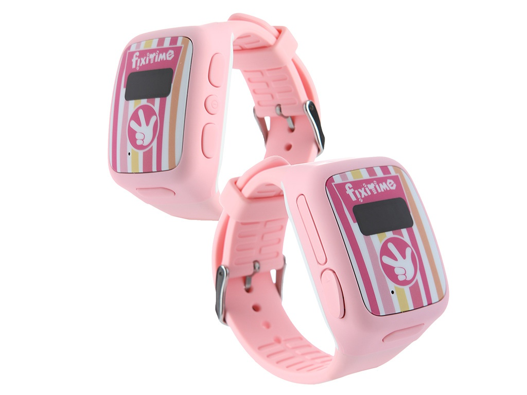 Elari Fixitime Watch Pink
