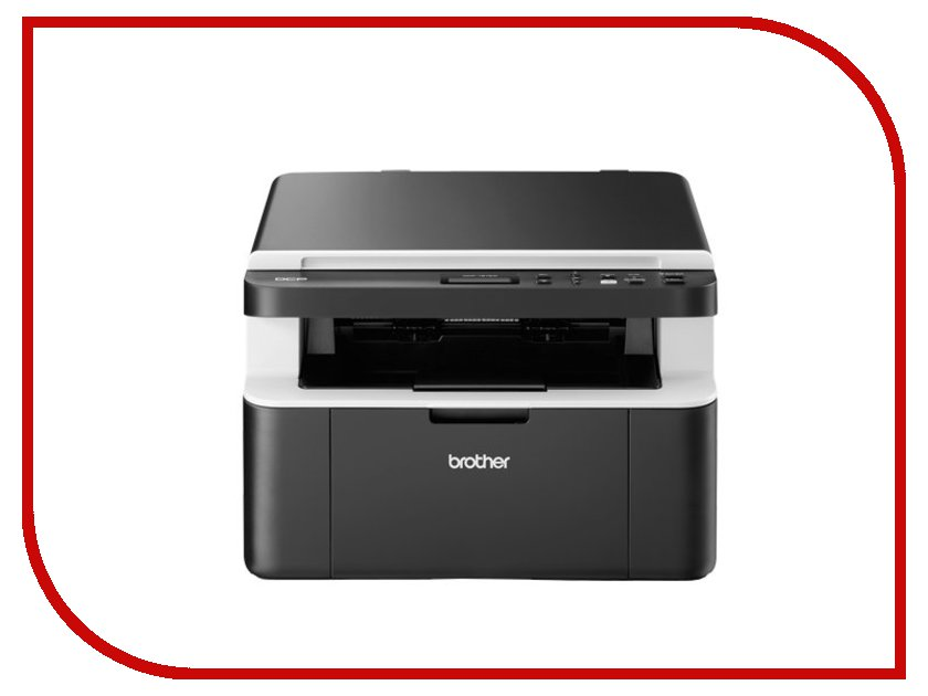 МФУ Brother DCP-1612WR мфу лазерное brother dcp 1610wr